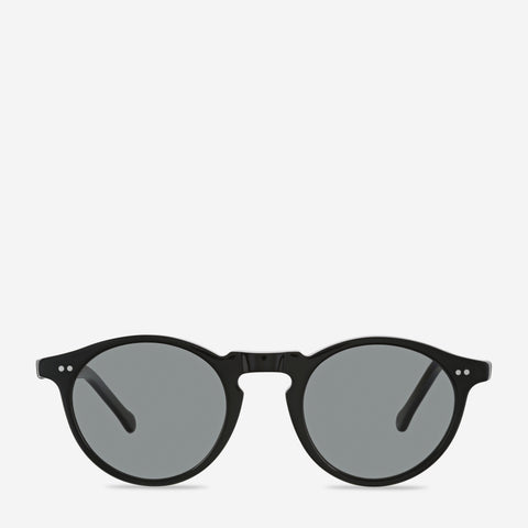 ASCETIC SUNGLASSES - BLACK