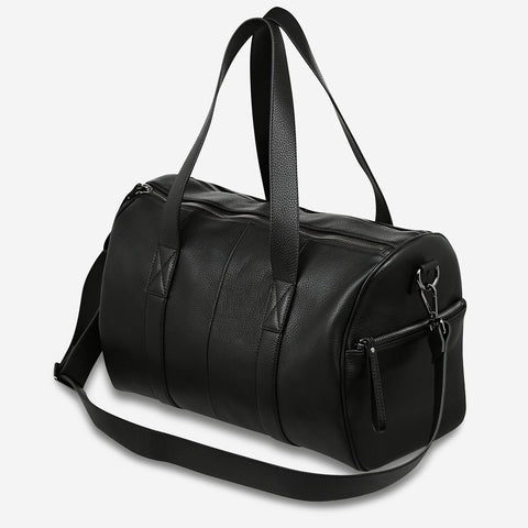 DEEP END BAG - BLACK/GUNMETAL