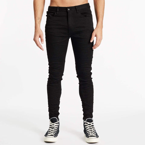 K1 SUPER SKINNY FIT JEAN - BLACK