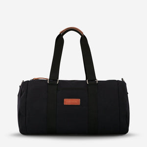 NO LIMITS DUFFLE BAG - BLACK