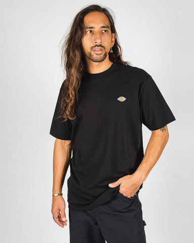 H.S ROCKWOOD CLASSIC FIT S/S TEE - BLACK