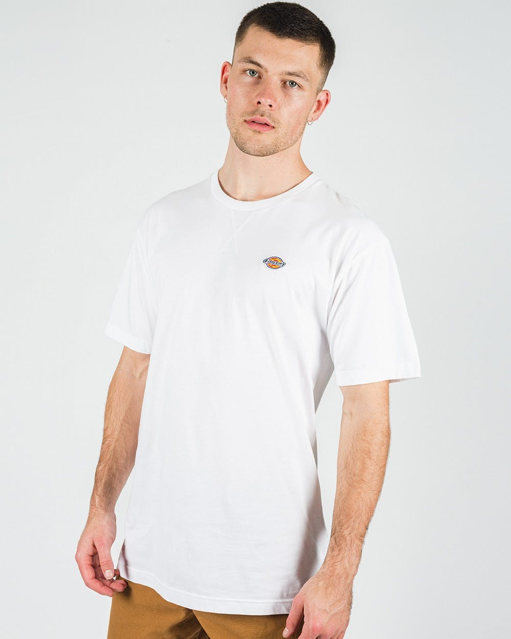 H.S ROCKWOOD CLASSIC FIT S/S TEE - WHITE