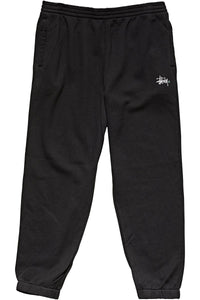 GRAFFITI TRACKPANT - BLACK