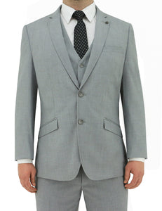 BOND JACKET - LIGHT GREY 07