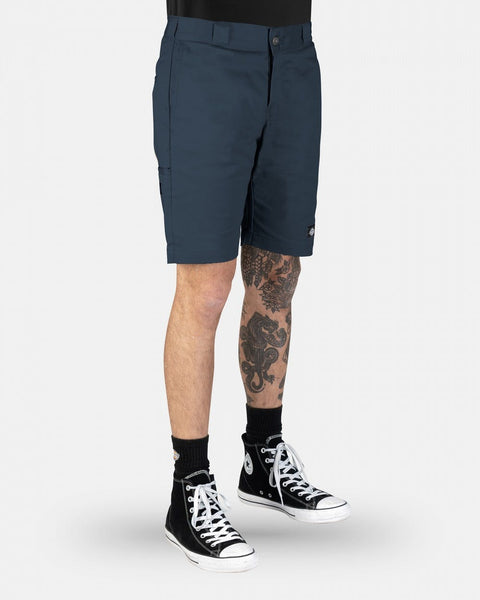 WR801AU SKINNY STRAIGHT SHORT - DARK NAVY