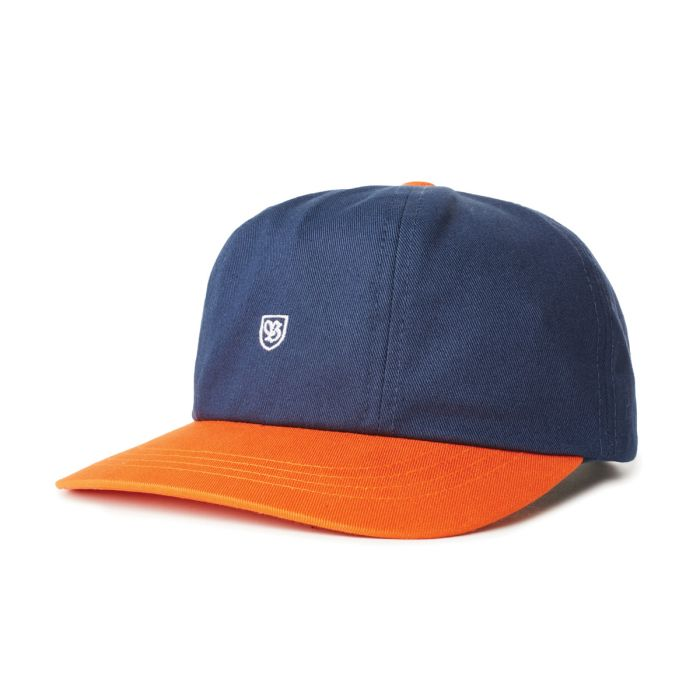 B-SHIELD III CAP - WASHED NAVY/TIGER