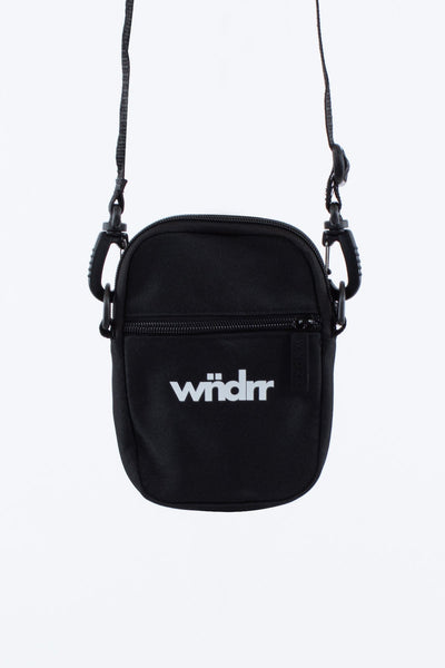 ACCENT POCKET BAG - BLACK