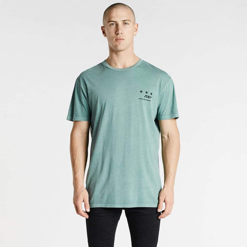 DAMNED RELAXED TEE - PIGMENT TEAL