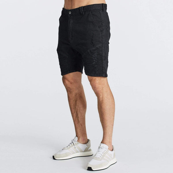 DESTROYER SHORT - JET BLACK