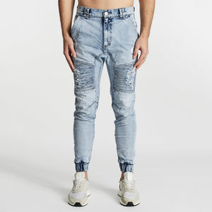 DESTROYER JEAN - POWDER BLUE