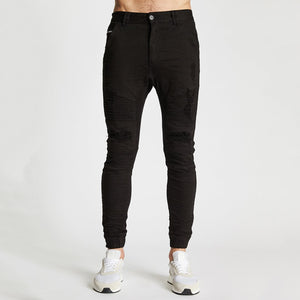 HELL CAT JEAN - BLACK