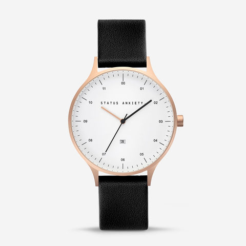 INERTIA WATCH - BLACK