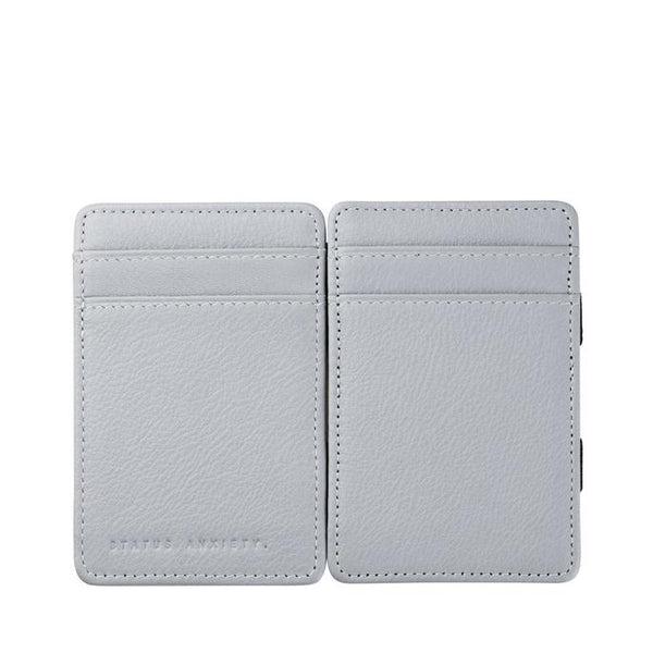 FLIP WALLET - ARCTIC GREY