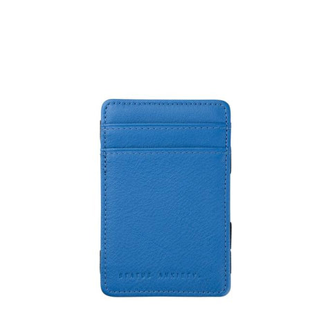 FLIP WALLET - SURF BLUE