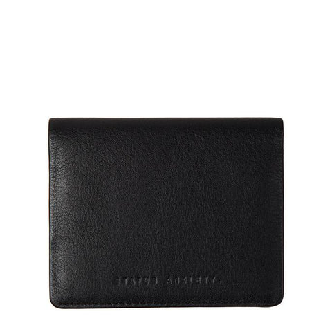LENNEN WALLET - BLACK