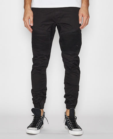 DESTROYER PANT - JET BLACK