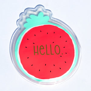 cooling pack | watermelon