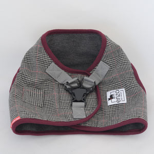 Enzo Ruff Threads Heather Grey Harness