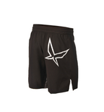 Black Shorts Activewear Sports Triple Threat WPN Wear