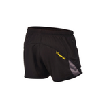 Black Running Shorts Activewear Sports Dominate WPN Wear