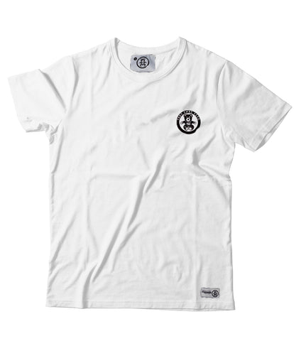 Women's Classic Tee White Small Bear - Feeds 5
