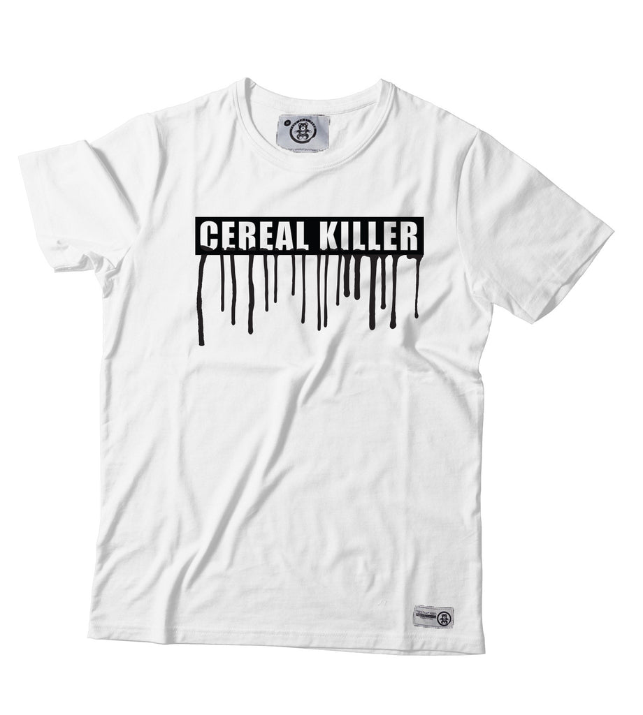 Women's Cereal Killer White - Feeds 5