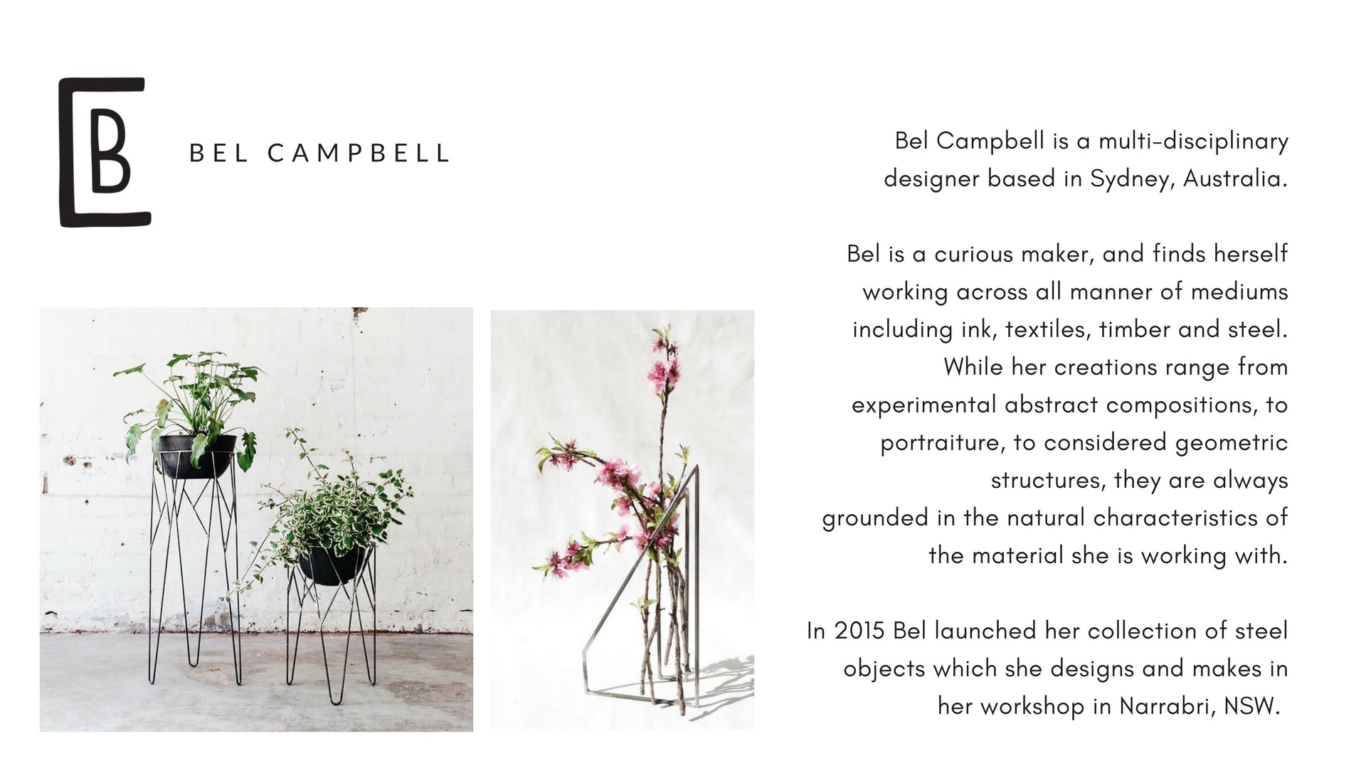 Bel Campbell Design Studio