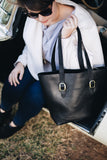 The Classic Tote in Black