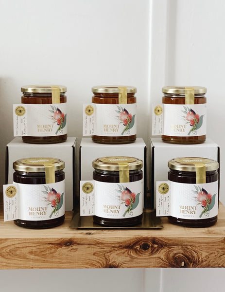 Mount Henry Honey