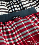 Very Sexy Ultra Shorts - Gi Joon (White Chequered) - Shop Sexy Men's Underwear, Sexy Men's Swimwear, Sportswear and Loungewear. Shop Skimpy Micro Bikinis, Mini G-Strings, Extreme Thongs, Sexy Jockstraps and More by MATEGEAR