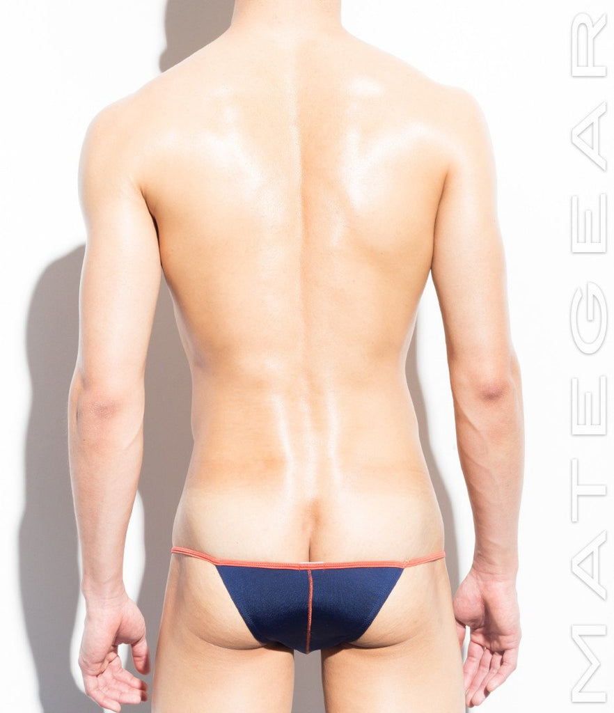 MATEGEAR - Sexy Men's Swimwear, Underwear, Sportswear and Loungewear - Extremely Sexy Mini Bikini - Dae Sung (Air Nylon)