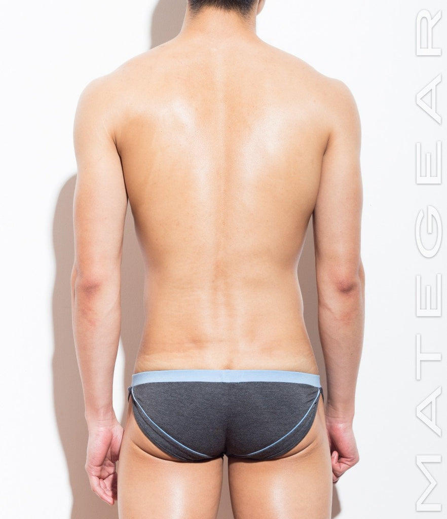 MATEGEAR - Sexy Men's Swimwear, Underwear, Sportswear and Loungewear - Extremely Sexy Mini Shorts - Min Gyu (Soft Cotton Rayon)