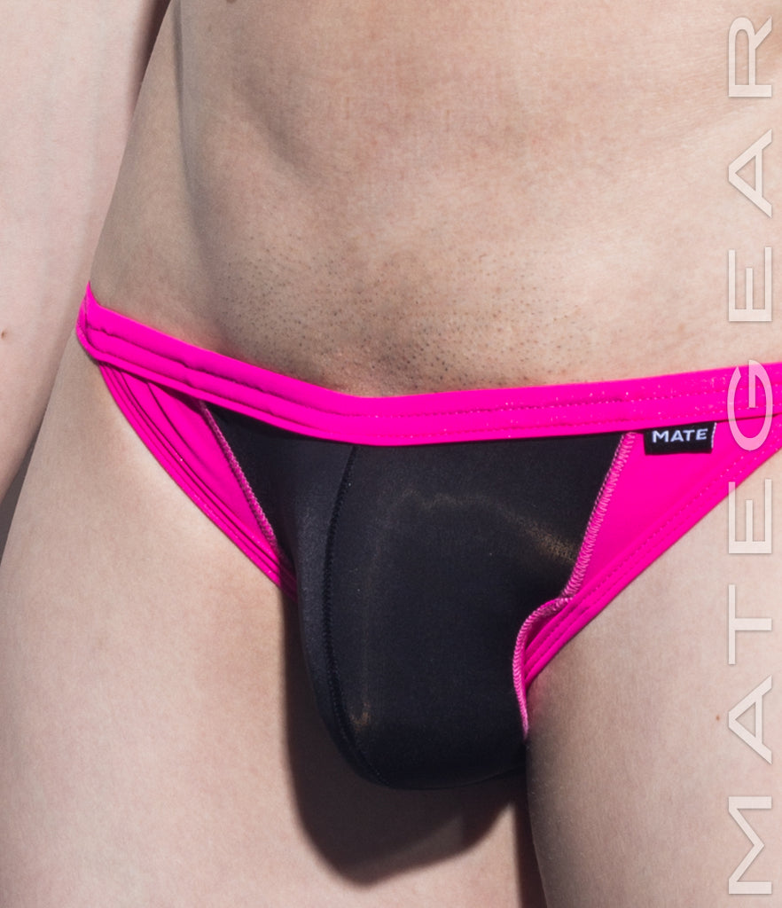 Sexy Men's Swimwear Mini Swim Pouch Bikini - Seung Hee - MATEGEAR - Sexy Men's Swimwear, Underwear, Sportswear and Loungewear