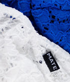 Mini Bikini - Min Kyu (Royal Lace) - MATEGEAR - Sexy Men's Swimwear, Underwear, Sportswear and Loungewear