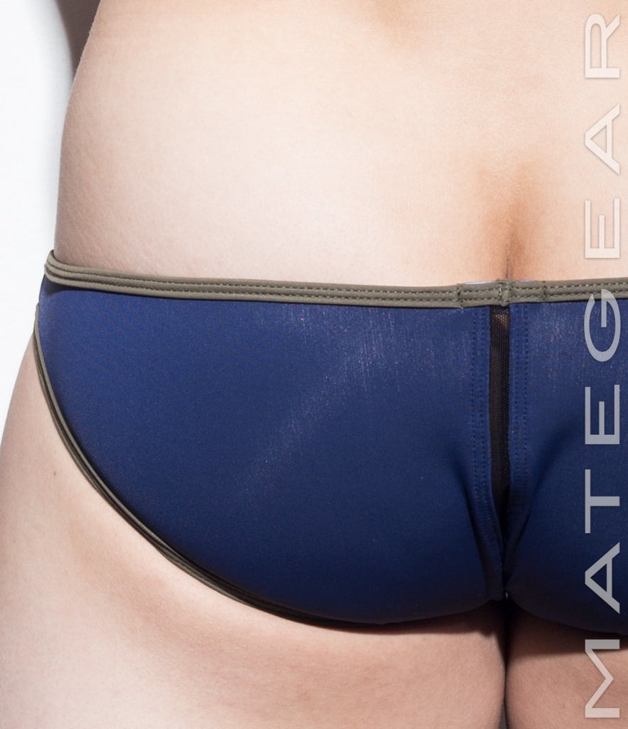 MATEGEAR - Sexy Men's Swimwear, Underwear, Sportswear and Loungewear - Mini Swim Bikini - Kyo Seo (Ultra Thin Nylon)