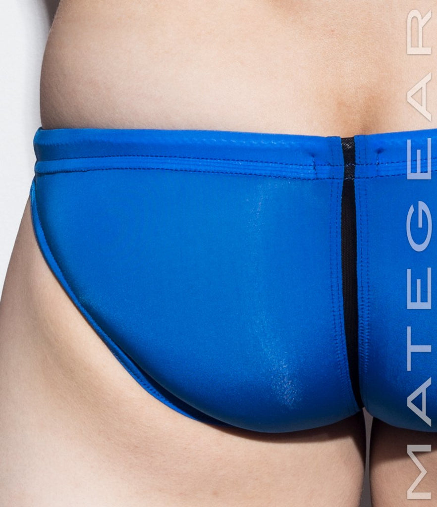 MATEGEAR - Sexy Men's Swimwear, Underwear, Sportswear and Loungewear - Mini Swim Bikini - Ok Jin (Ultra Thin Nylon)