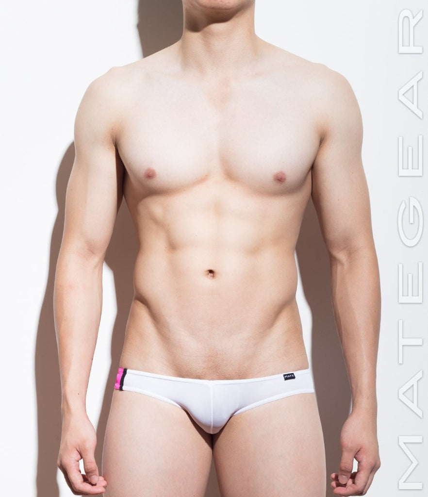 MATEGEAR - Sexy Men's Swimwear, Underwear, Sportswear and Loungewear - SALE! Extremely Sexy Mini Squarecut - Ran Kwang (Flat Front / Reduced Sides)