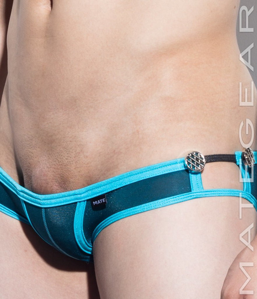 MATEGEAR - Sexy Men's Swimwear, Underwear, Sportswear and Loungewear - SALE! Extremely Sexy Mini Swim Squarecut - Ran Kwang AWII (Flat Front / Reduced Sides)