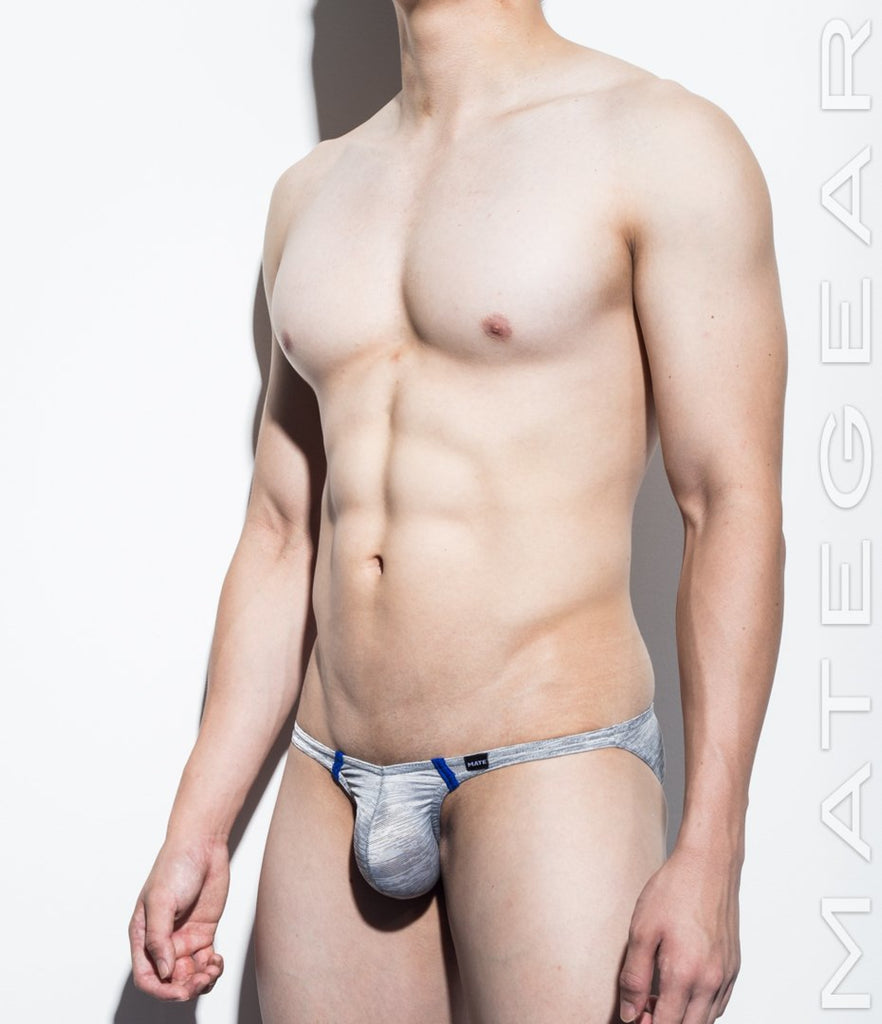 MATEGEAR - Sexy Men's Swimwear, Underwear, Sportswear and Loungewear - SALE! Sexy Men's Swimwear Maximizer Ultra Swim Bikini - Kim Bae IX (Tapered Sides / V-Front)