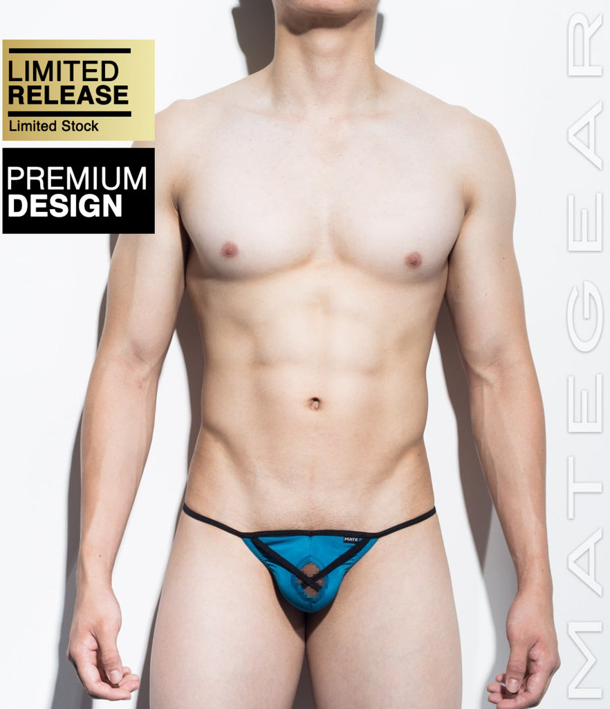 MATEGEAR - Sexy Men's Swimwear, Underwear, Sportswear and Loungewear - Sexy Mens Swimwear Mini G - Ri Dong I (Xpression / Trident Back)
