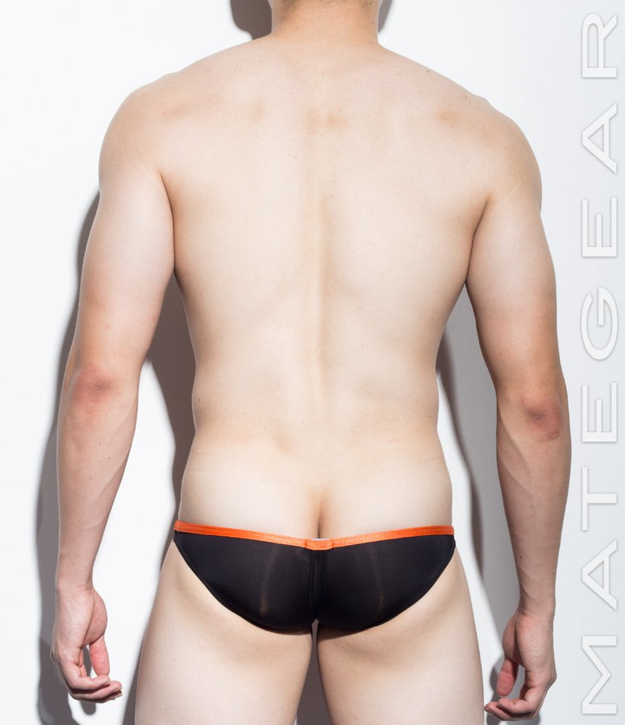 Sexy Mens Swimwear Mini Swim Bikini - Kum Ja (Full Translucent Series) - MATEGEAR - Sexy Men's Swimwear, Underwear, Sportswear and Loungewear