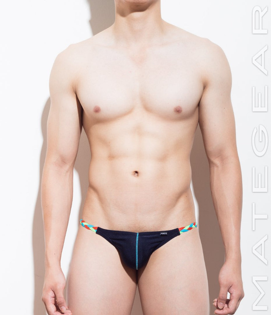 MATEGEAR - Sexy Men's Swimwear, Underwear, Sportswear and Loungewear - Sexy Mens Swimwear Mini Swim Bikini - Nam Woo (Series IV)