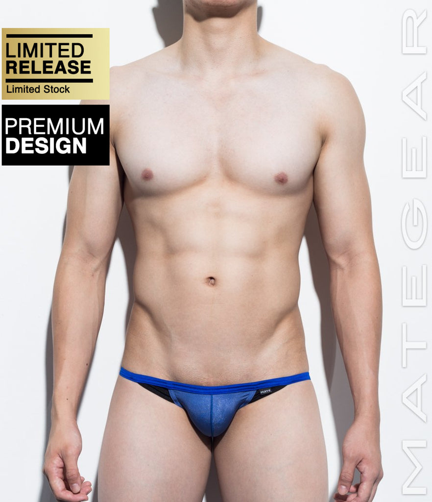 MATEGEAR - Sexy Men's Swimwear, Underwear, Sportswear and Loungewear - SALE! Sexy Men's Swimwear Mini Swim Bikini - Ryon Min (Flat Front)