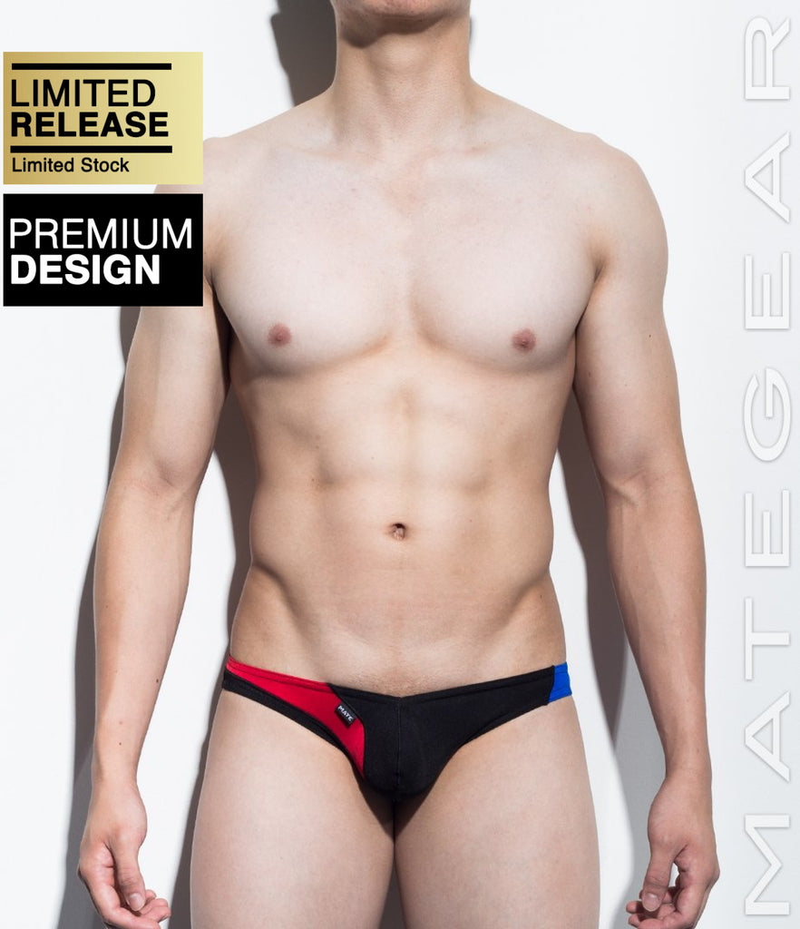 MATEGEAR - Sexy Men's Swimwear, Underwear, Sportswear and Loungewear - SALE! Sexy Men's Swimwear Ultra Swim Pouch Bikini - Hu Jae