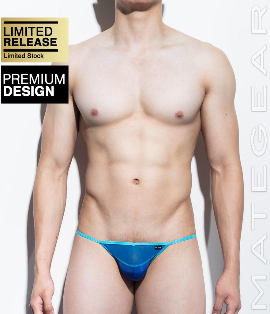 MATEGEAR - Sexy Men's Swimwear, Underwear, Sportswear and Loungewear - SALE! Sexy Men's Underwear Mini Bikini - Nam Woo (Half Mesh Series)