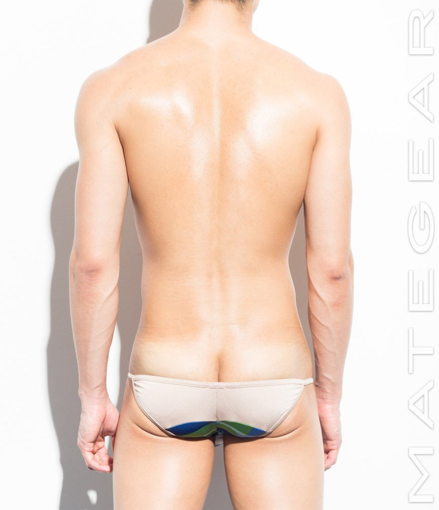 MATEGEAR - Sexy Men's Swimwear, Underwear, Sportswear and Loungewear - Sexy Mens Underwear Ultra String Bikini - Jung Won