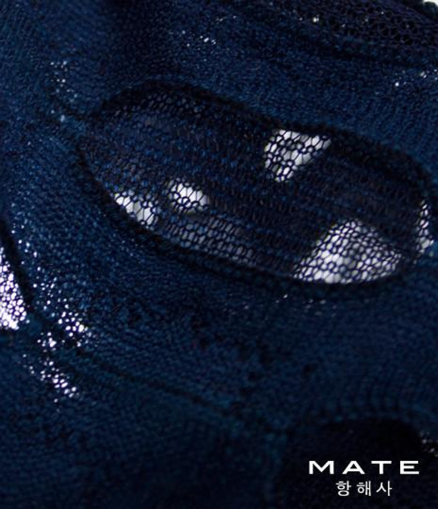 MATEGEAR - Sexy Men's Swimwear, Underwear, Sportswear and Loungewear - SALE! Sexy Men's Underwear Very Sexy Ultra G - Min Jun (Navy)