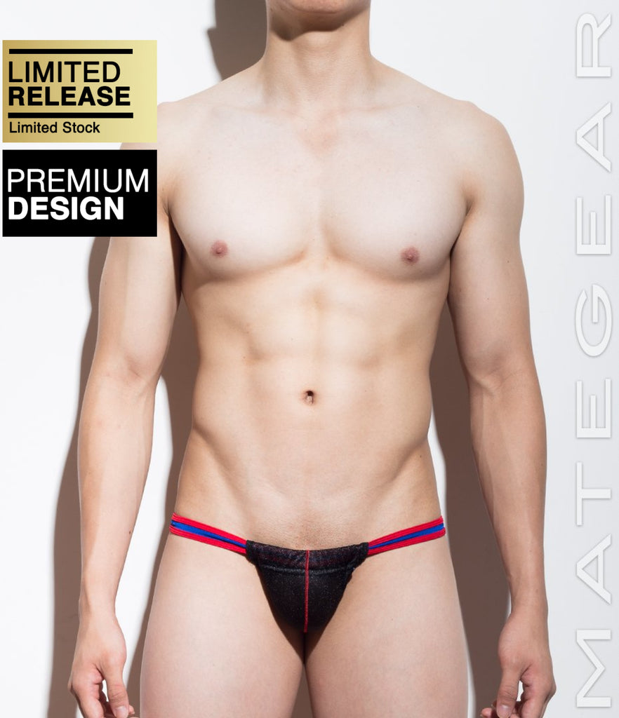Sexy Mens Underwear Xpression Mini Bikini - Na Chung (Translucent Series) - MATEGEAR - Sexy Men's Swimwear, Underwear, Sportswear and Loungewear