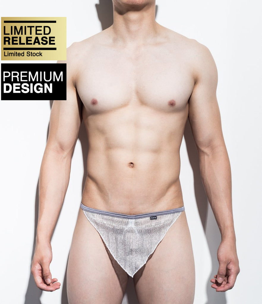 MATEGEAR - Sexy Men's Swimwear, Underwear, Sportswear and Loungewear - SALE! Sexy Men's Underwear Xpression Ultra Thong - Pu Min