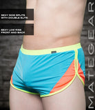 Sexy Mens Loungewear Very Ultra Shorts - Hak Kun (Ultra Thin Nylon Series)